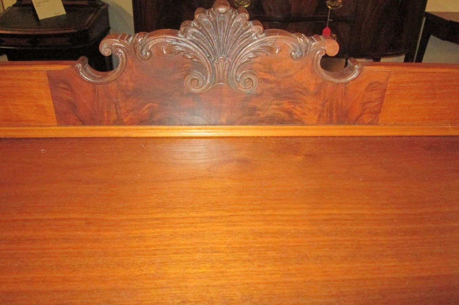 FINE ANTIQUE COLONIAL STYLE SIDEBOARD BY SKANDIA FURNITURE COMPANY  ROCKFORD, IL